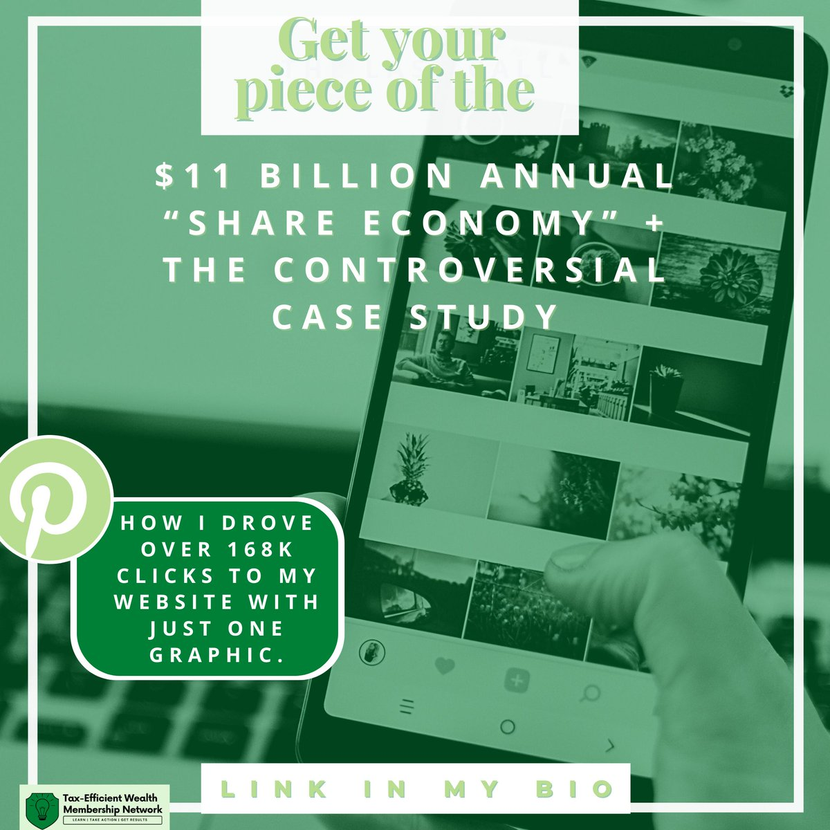 Last Call to download this awesome PDF Report and Catch the replay For the Perpetual Pinterest Marketing Webinar . . . #investment #toronto #business #reach #trending #trend #explore #explorepage #commerce #viral #finance #wealth #tips #advice #financialplanning #pinterest