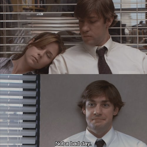 they have no rights to do this to me 😭  #theoffice 🖇️ @jennafischer @johnkrasinski