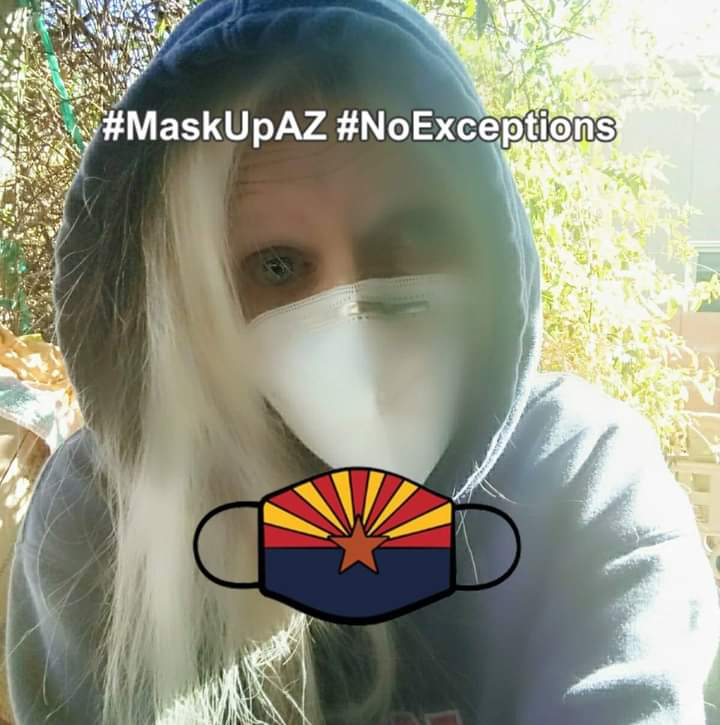 @DoYouEvenLif I wear a mask because... I CARE ABOUT YOU #IWearAMaskBecause  I CARE ABOUT YOU💖