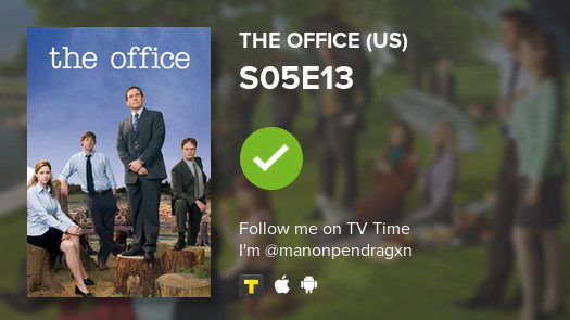 mais uma vitoria aos gays, assisti S05E13 de The Office (US)! #theoffice  #tvtime