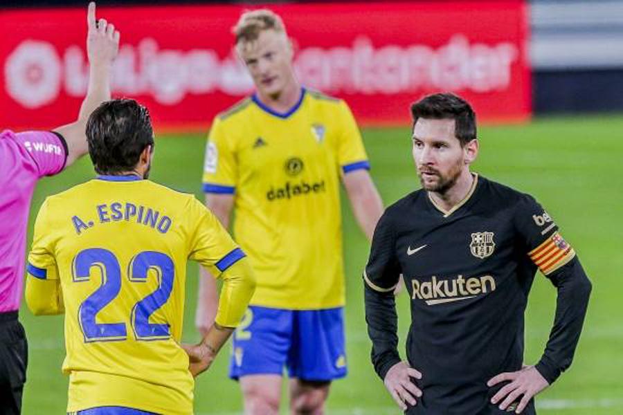 World Today - Cádiz contra Barcelona