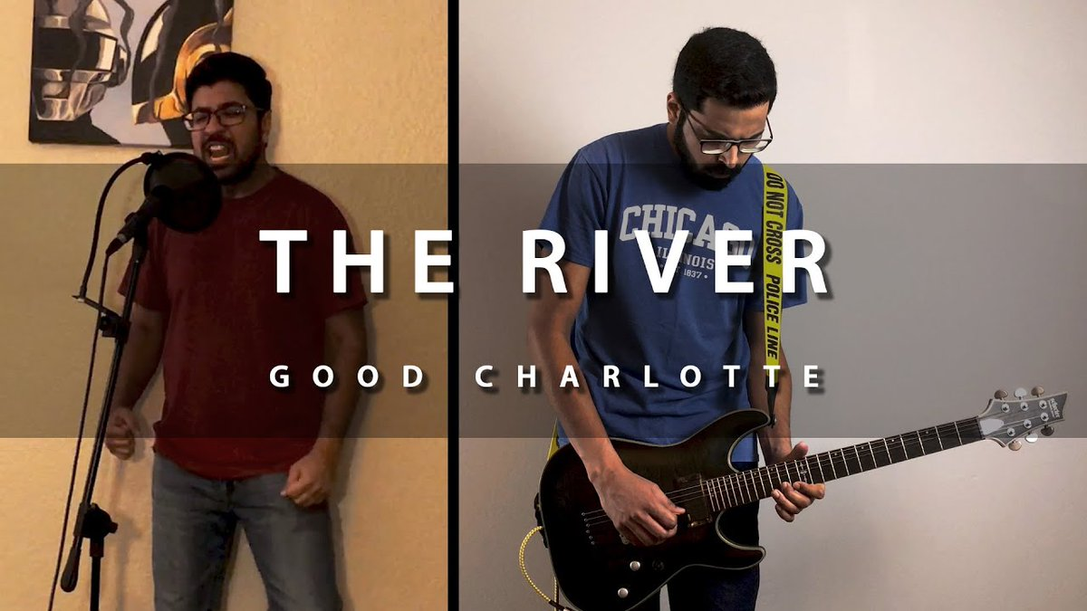 Good Charlotte - The River  New Video out now!   https://t.co/aSKkOonTTL   #GoodCharlotte #TheRiver #AbandonedHopeLive #MShadows #SynesterGates #Guitar #Vocal #Drums #Band #Nostalgia #Punk #Rock https://t.co/H0pS86zE6M