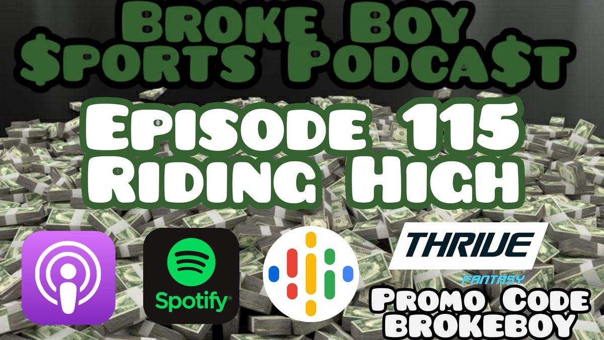 Broke Boy Sports Podcast Episode 114: 2020 NFL Week 12 Recap  Ashton(@fb_playbook) breaks down Week 12 in the NFL  Spotify  Apple Podcast  Spreaker   #NFLTwitter #NFL #podcast #Apple #Spotify #SpotifyWrapped