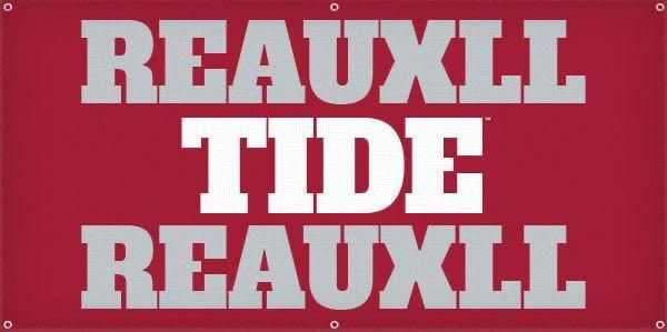 Being considerate of all the LSU fans! I think they'll be more inclined to say it this way!😆😂 #RollTide