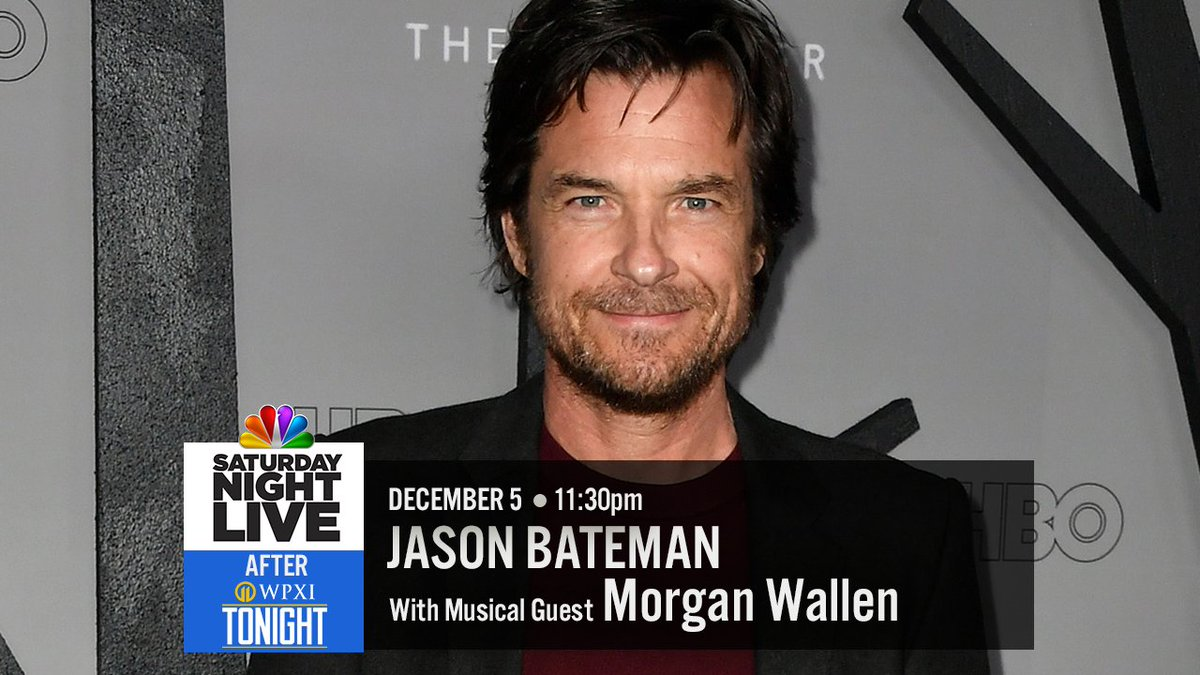 Wpxi On Twitter Snl Is Live Tonight On Channel 11 Don T Miss It As Jason Bateman Hosts For A Second Time With Morgan Wallen Making His Debut As Musical Guest Https T Co D0l5x1yfpn Https T Co Zy2vjyonr2