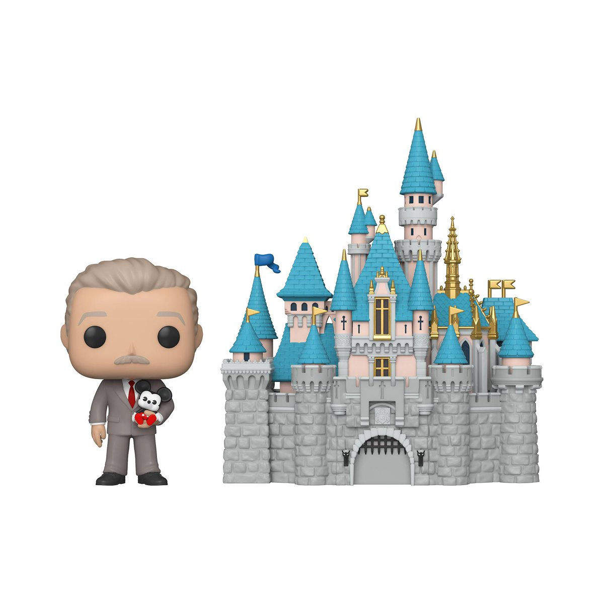 RT & follow @OriginalFunko for your chance to WIN this @shopDisney exclusive Sleeping Beauty Castle and Walt Disney Pop! Town! #FunkoGiveaway #Funko #Disney
