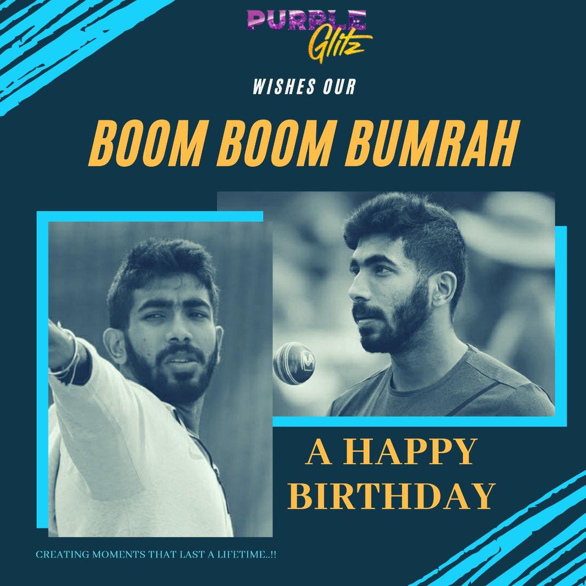 Cheers to all the times we`ve said, 'don't worry, its Bumrah`s over next!'🎉 . . . . . . . . . #HappyBirthdayJaspritBumrah #JaspritBumrah #IndianCricketTeam #TeamIndia #CelebrityBirthdays #TeamBharatPe #YahanSabSameHai #YeApnaGameHai