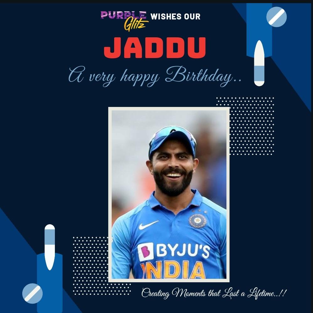 Wishing our Jaddu a very happy birthday!!🎉 . . . . . . . . . #HappyBirthdayJaspritBumrah #JaspritBumrah #IndianCricketTeam #TeamIndia #CelebrityBirthdays #TeamBharatPe #YahanSabSameHai #YeApnaGameHai