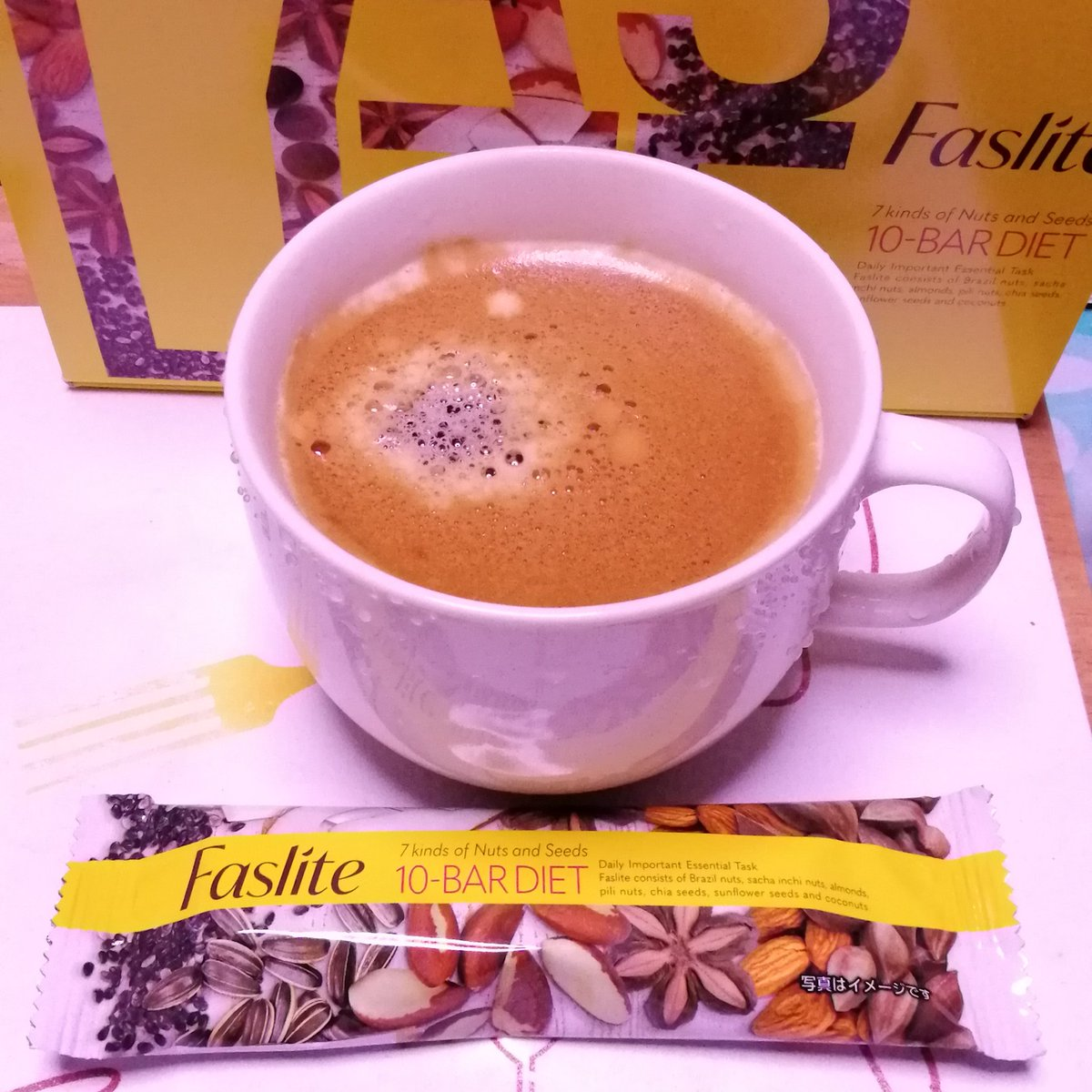 コーヒー プチ 断食