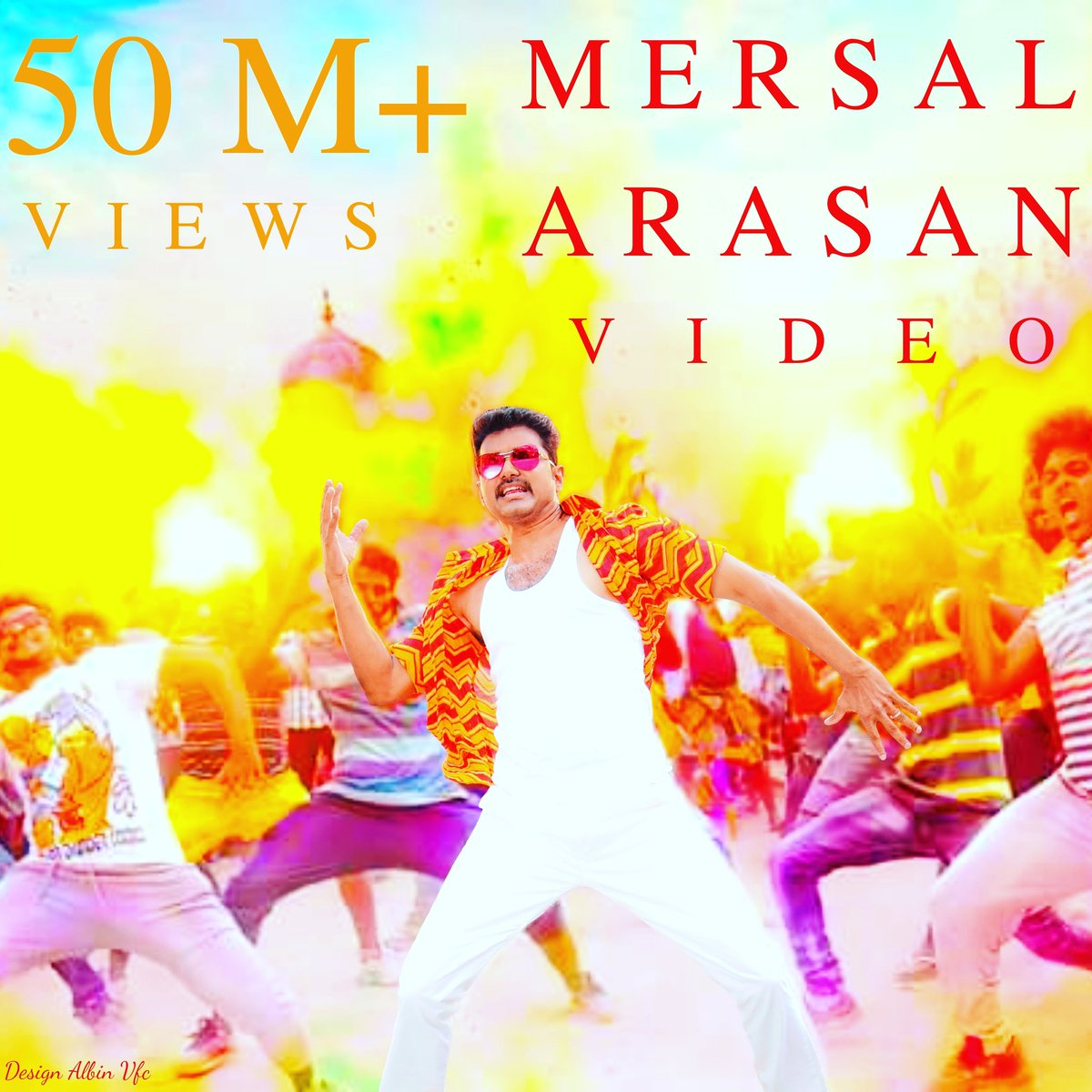 #Mersalarasan #50millionviews #Mersal #Arrahman #atlee #ThalapathyVijay