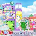 プリパラのゲームアプリサービスと同時に、3年ぶりの新作アニメ制作発表!