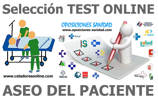 Recopilatorio de TEST ONLINE sobre ASEO DEL PACIENTE - UNIDAD DEL PACIENTE - CAMA HOSPITALARIA... EojXvEyWMAc7ryf?format=jpg&name=small