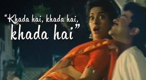 @anuragkashyap72 Ab pata chala kaise @AnilKapoor ka career 40 saal se khada hai. #KashyapVsKapoor