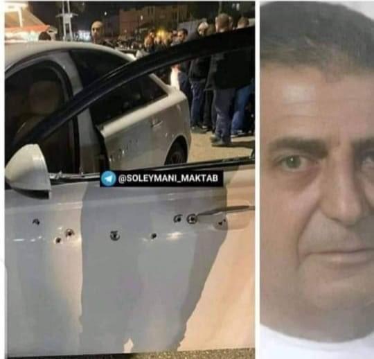 В Тель-Авиве расстреляли офицера Моссад: colonelcassad — LiveJournal
