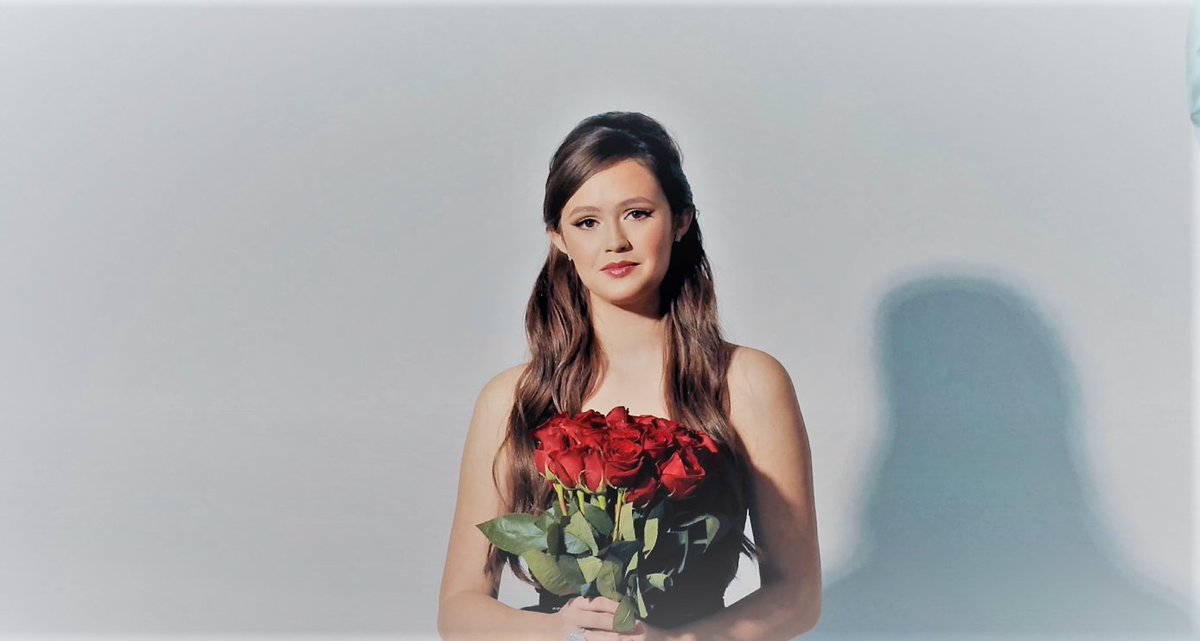 """#MyFavoriteScene from the song of @OliviaSanabia  The Train. BTW Olivia you look so """"Gorgeous"""" in this scene and I especially love the ending of the song."""