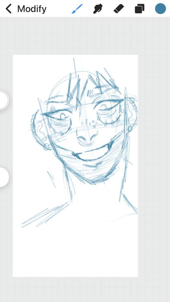 This was a process. Anyways uhh 👁👁 I can't draw   #Dabi #Touya #MHA292 #Todoroki