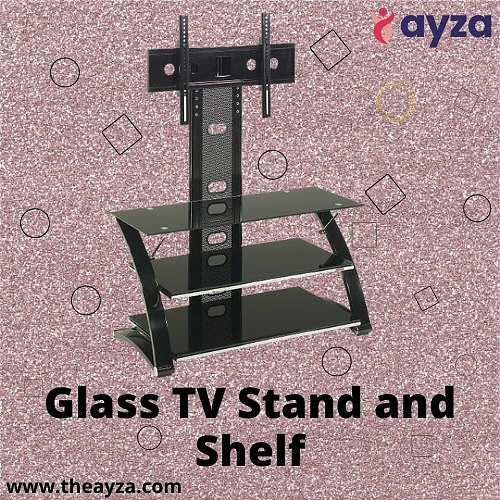 Glass TV Stand and Shelves for your Living room  -   - #TweetLikeErica #TV8Boykot #TV3Mentor #Penthouse #TVseries #TVShows #tvstand #shoppingtime #Shopify #ShuLei #ShowDaBlackFriday #SHOWCASE2020 #television #shoponline #shoponayza #kitchen #compare #ayza