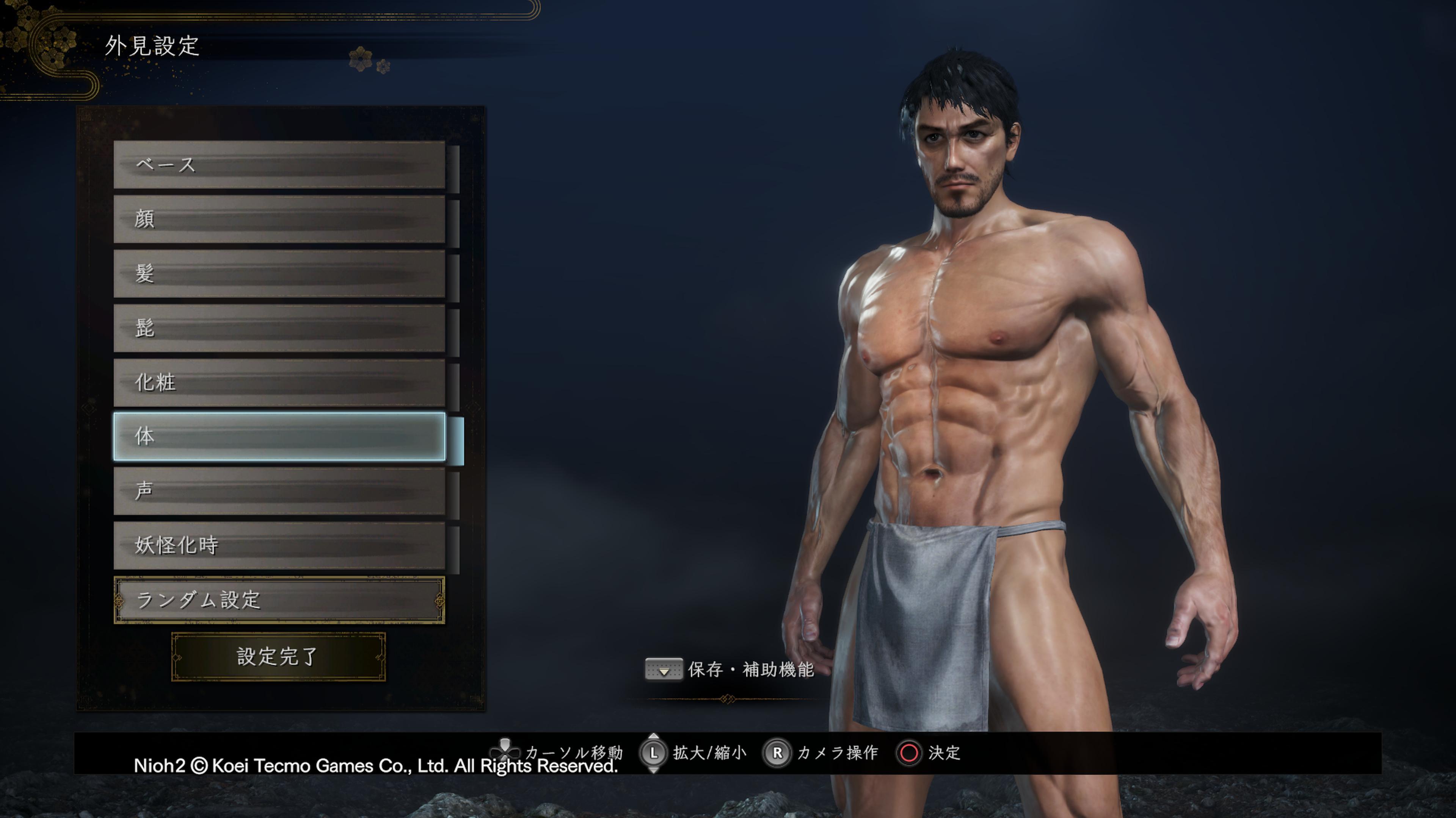 日本網友用遊戲「模擬市民4」和「仁王2」捏出阿部寬的造型!天啊真的超像! EokvxE1U0AUsbQv?format=jpg&name=4096x4096