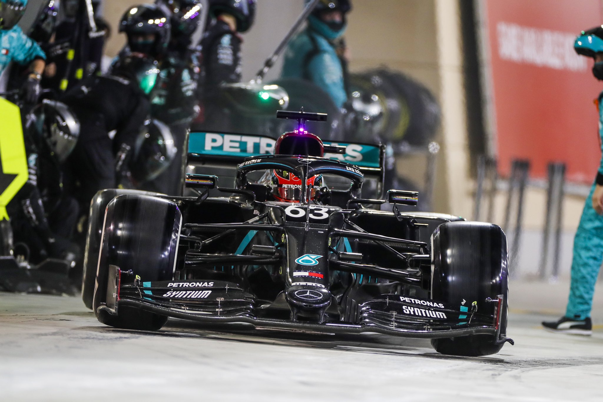 Bahrain 2020 post-gara Pirelli