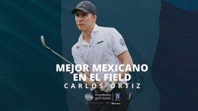Carlos Ortiz registró el mejor desempeño de los mexicanos