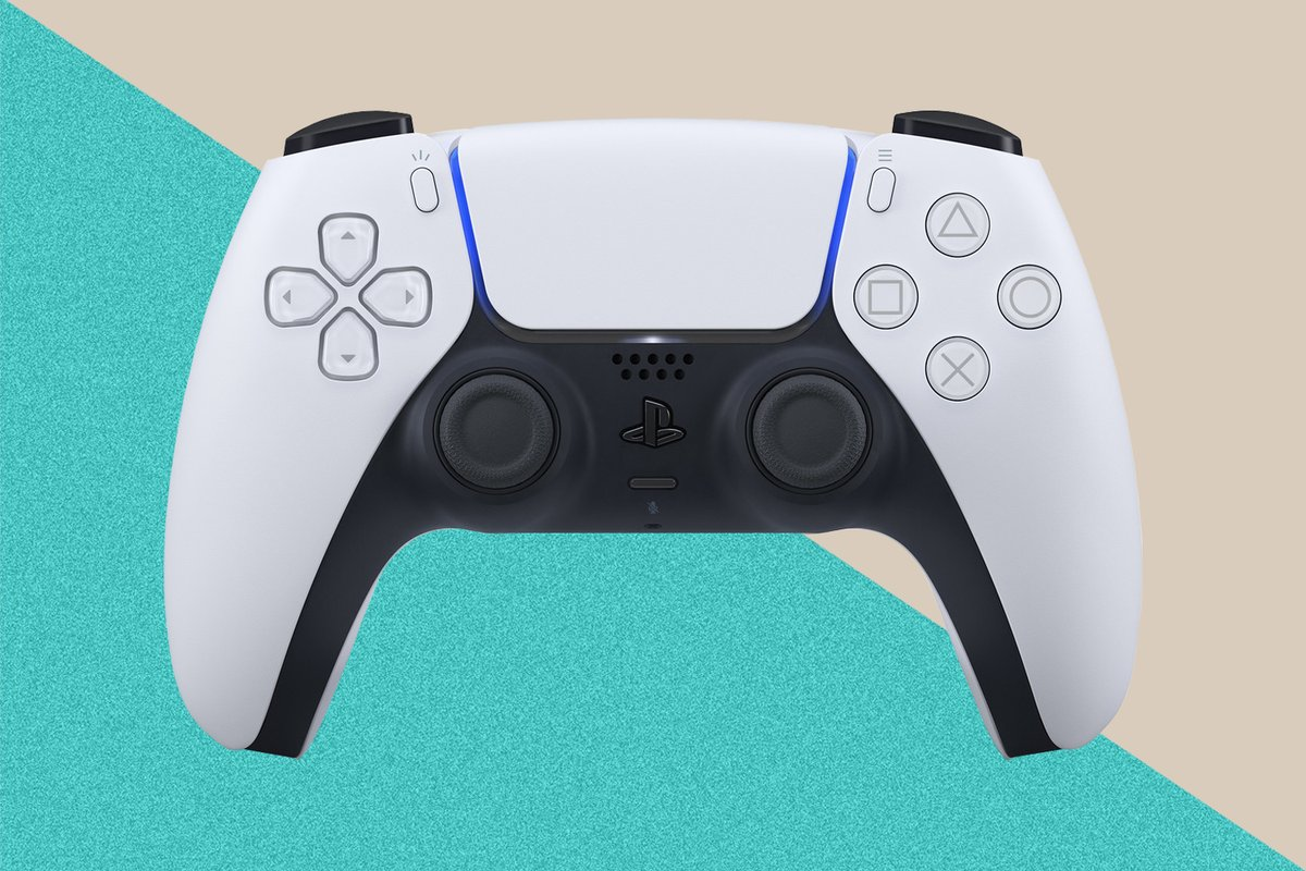 Console games feel different with Sony's DualSense PS5 controller, which creates an extremely realistic experience with zero learning curve.  Read why we named it the Grand Award Winner in the #BestOfWhatsNew entertainment category: