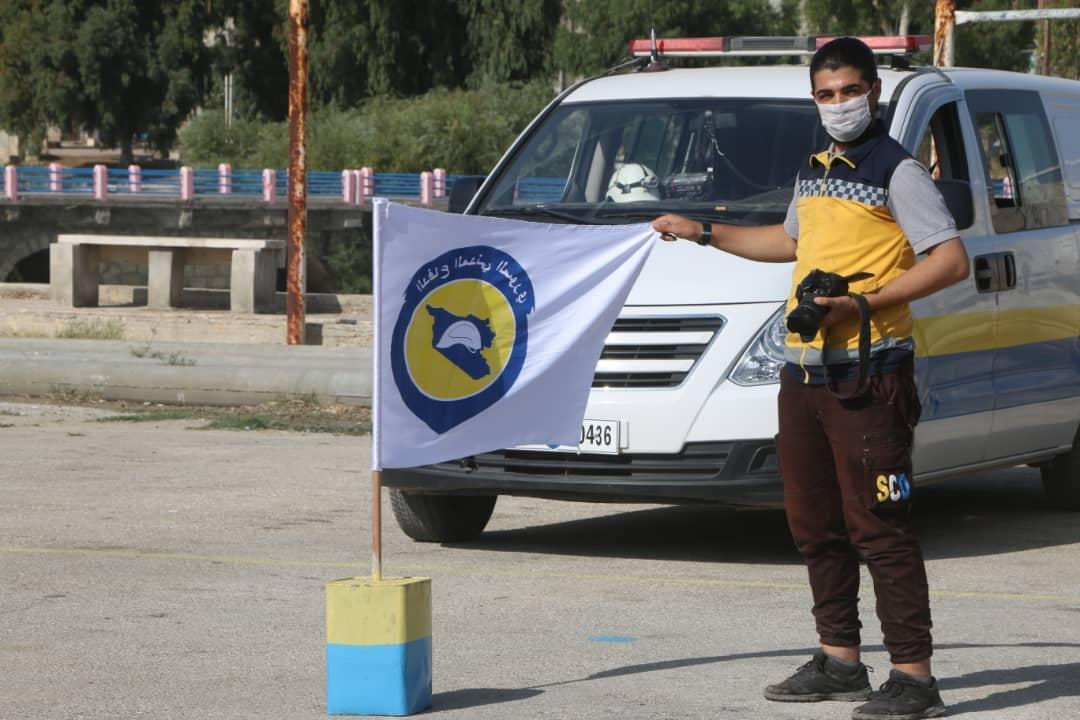 العمل التطوعي سمو ورقي، وفي #اليوم_الدولي_للمتطوعين أفتخر بأنني متطوع في الدفاع المدني السوري، وأعتز بإنتمائي لهذه المنظمة الإنسانية الرائعة.
