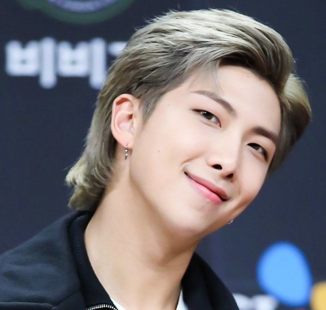 I just love looking at Joon's face in the morning💙🌞☕ @BTS_twt #RM #NAMJOON #kimnamjoon #BTS #Namjooning #3Hot100SongWriterRM