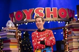 Ryan Tubridy insists he DIDN'T say F-word during Friday's Toy Show broadcast on The Irish Post