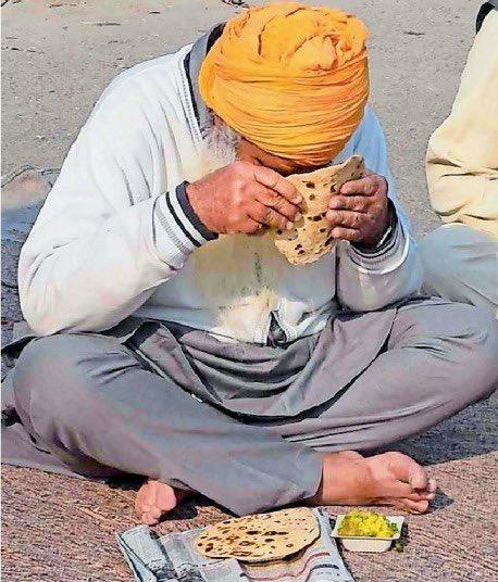 Nanak naam charhdikala  Tere bhaane sarbat da bhala 🙏🏻