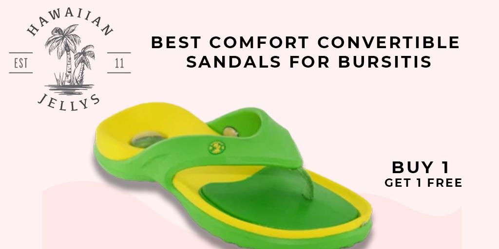 Best Comfort convertible sandals for bursitis #flipflops #sandals #feet #leathersandals #Slipaaahs #slippers #flipflopseason #fashion #summer #hawaiianjelly #shoes #dressshoes #onlineshopping #foot #heels #kidsfeet #chinelo #convertiblesandals #patrioticsandals #footwear #leather