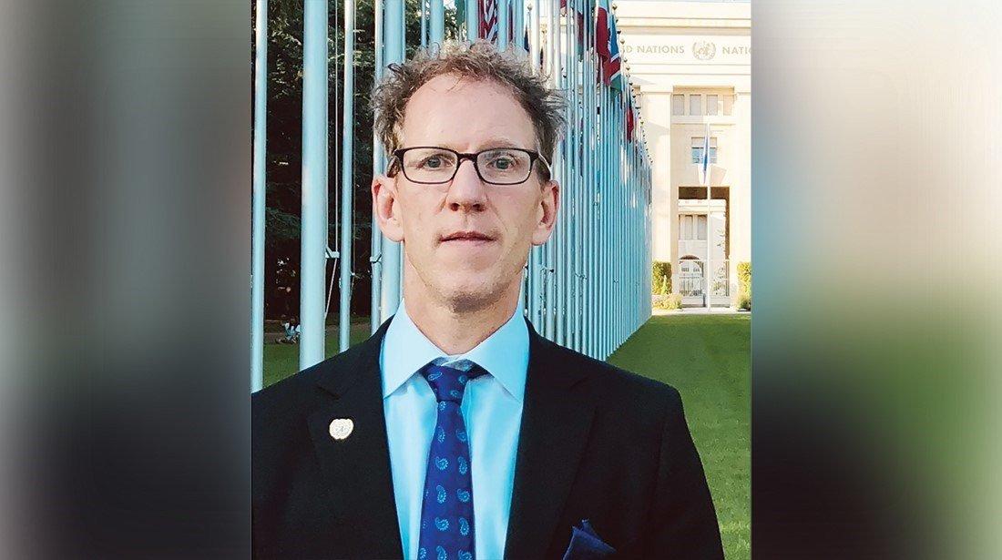 المدير الإقليمي لبرنامج الأمم المتحدة للمتطوعين بالدول العربية: #الإمارات شريك أساسي وداعم كبير لبرامج التطوع العالمية. (وام) #الشارقة24 #اليوم_الدولي_للمتطوعين
