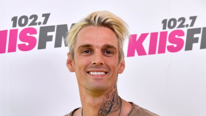 On This Day in 1987 - Aaron Carter was born.  Happy Birthday Aaron.