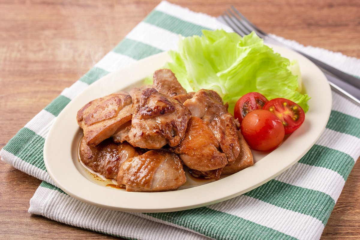 もも肉 冷凍 鶏 下味