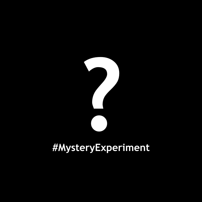 1/5 OK, this is big. I'm recruiting people to participate in a one-of-its-kind social experiment. It will be exciting, surprising, somewhat time-consuming, possibly stressful, but possibly also life-changing.  #MysteryExperiment https://t.co/YUDVknM5Mc