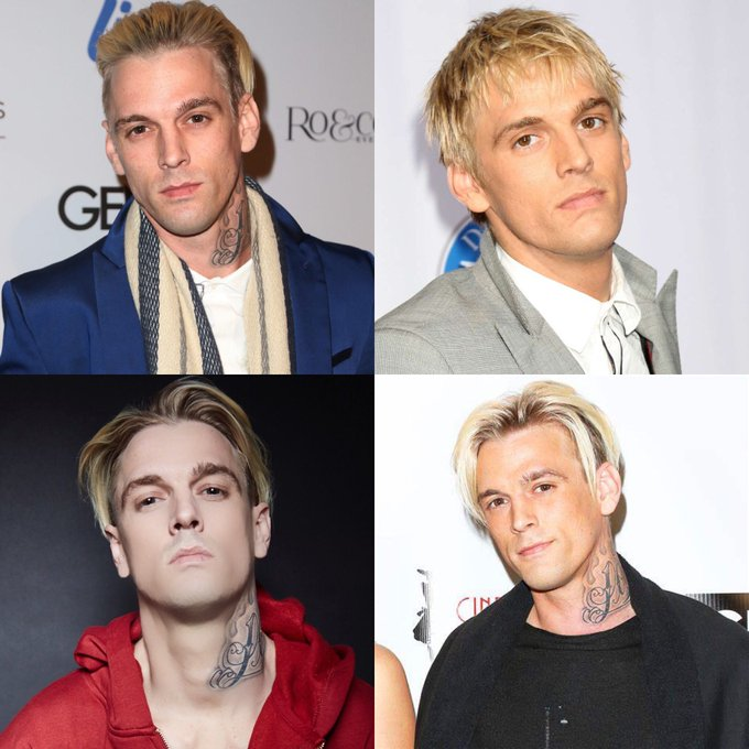 Happy 33 birthday to Aaron Carter. Hope that he has a wonderful birthday.