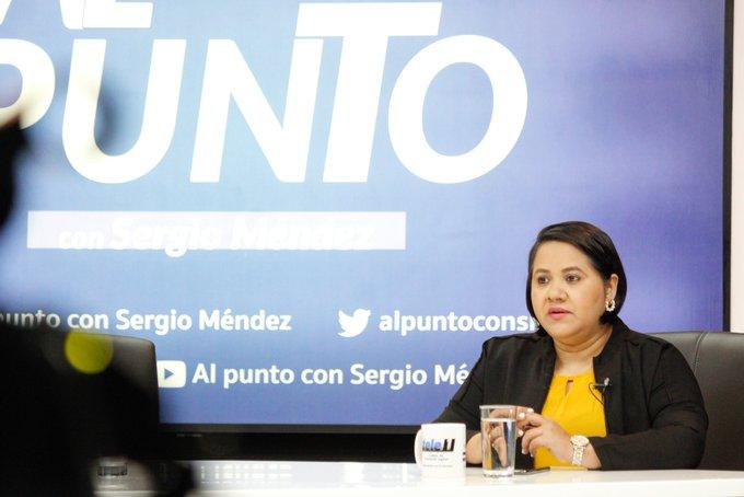 Cristina Cornejo: Pablo Anliker desconoce cómo se maneja una cartera de Estado