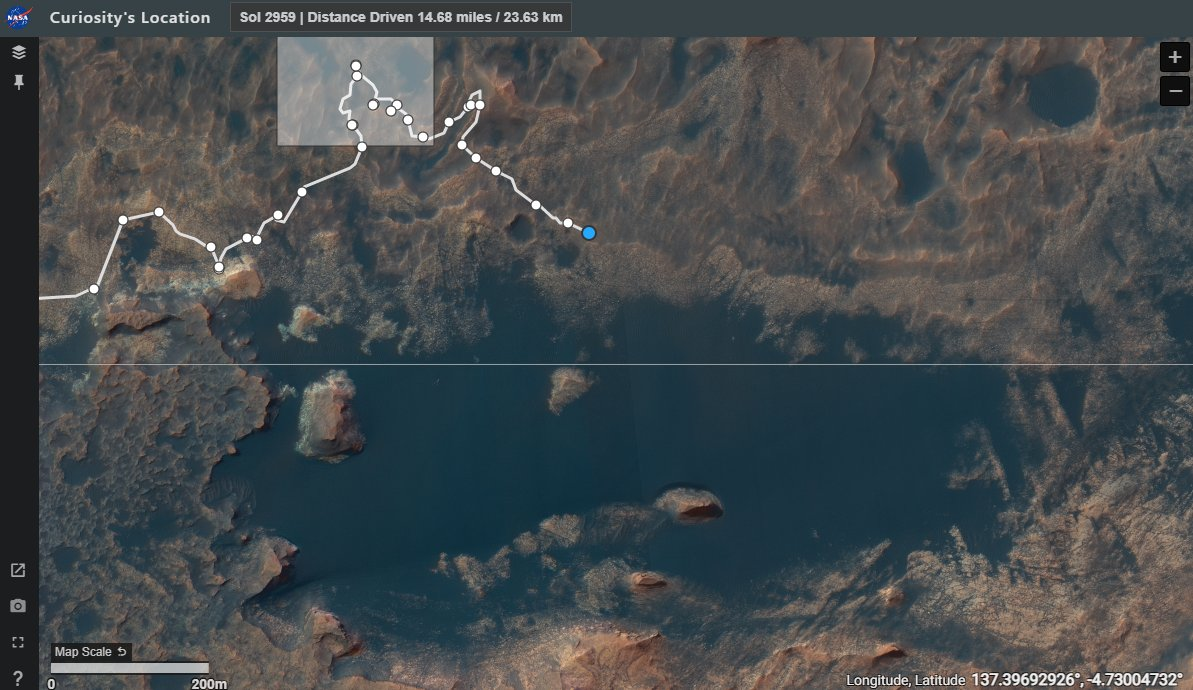 [Curiosity/MSL] L'exploration du cratère Gale (3/3) - Page 6 EooJMrLXYAAVqgO?format=jpg&name=medium