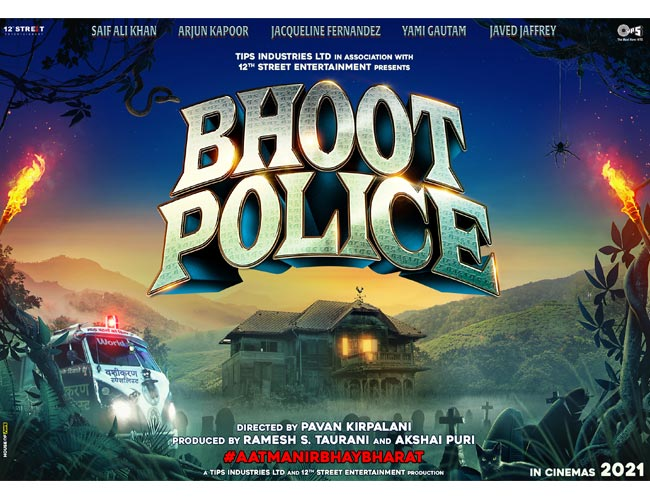 Team #Bhootpolice announces the wrap of first shoot schedule, read on to know the next shooting spot!  #FoxStarStudios #SaifAliKhan #FatimaSanaShaikh #AliFazal #ArjunKapoor #bhootpolicethefilm #santabanta  For More Visit :