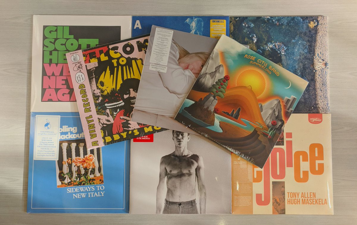 LOVE RECORD STORES: Exclusive Vinyl Editions of the Independent Albums of the Year  Here's just a few of the albums we've got our hands on as part of Love Record Store's special variants of 2020's best.