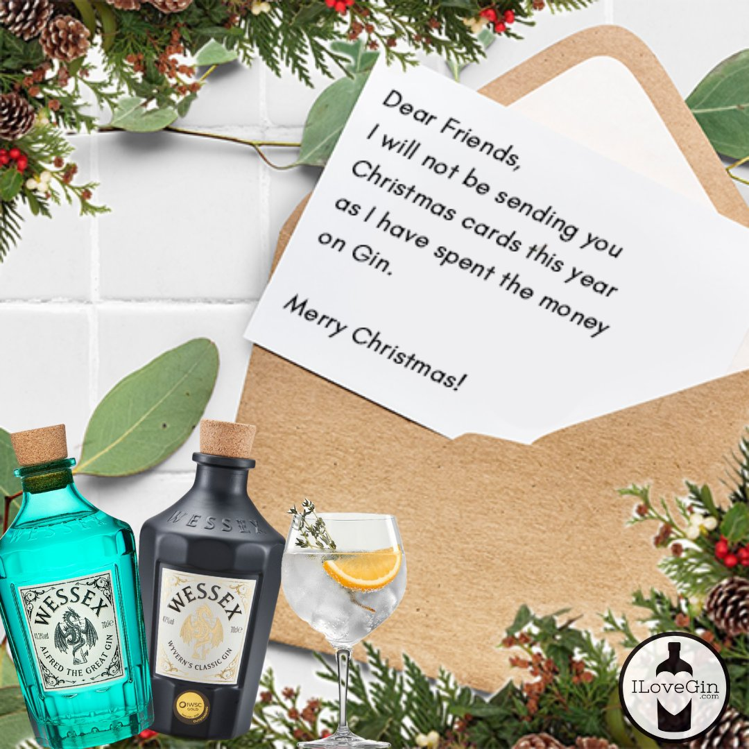 Share to warn your friends 😂🍸🎄 @WessexGin https://t.co/i3zEfZu2Jc