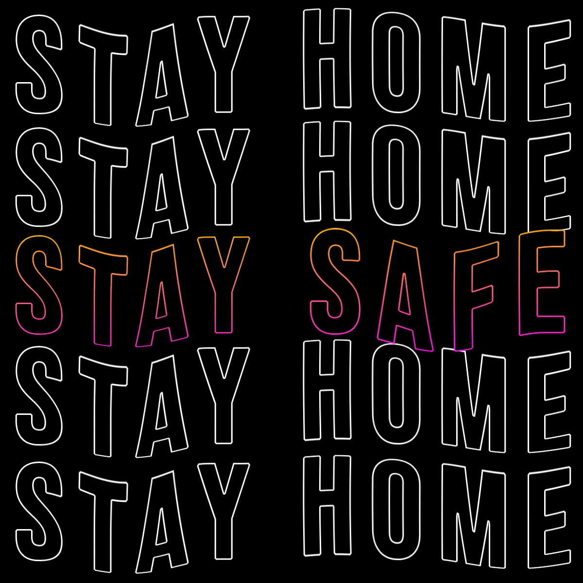 As best and as often as you can: stay home. It's the safest way to celebrate the season ✨ https://t.co/iMIfHDYCTL