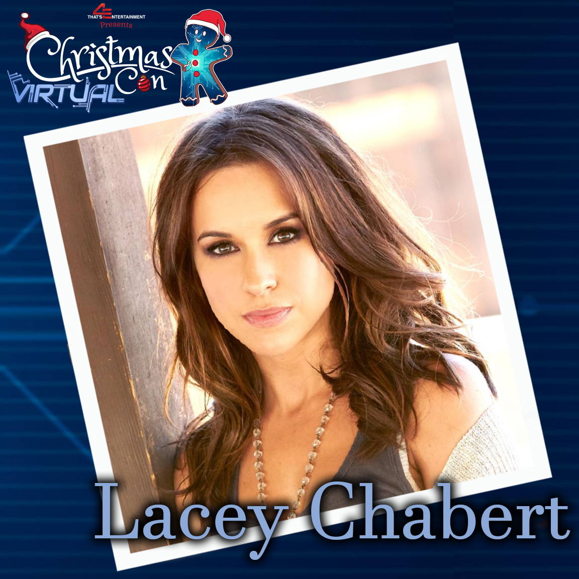 💙👑  So happy to announce that our beautiful headliner, Lacey Chabert, will be joining Christmas Con Virtual for autographs only!    ✍🏻 To purchase autographs, head to our website  now!⠀