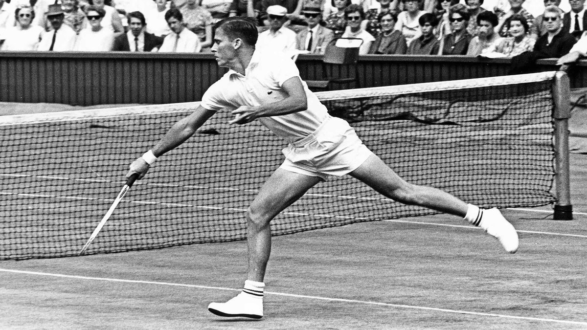 Dennis Ralston, the 1966 @Wimbledon runner-up and winner of five major doubles titles, has passed away aged 78.  Read Tribute: