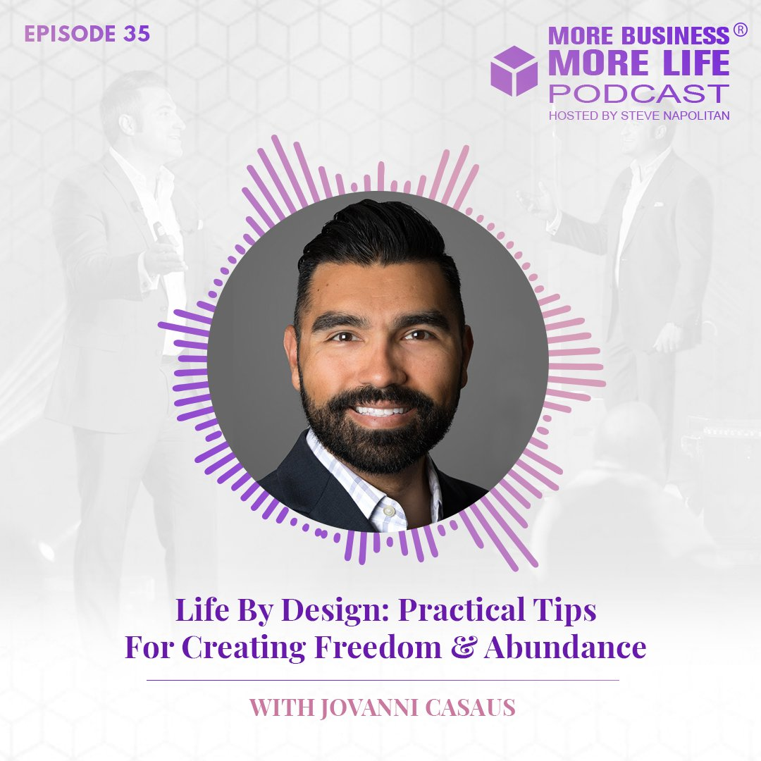 December is here - that means time to slow down and remember what you REALLY want moving forward.   In this week's podcast, Jovanni Casaus and I help you PLAN + DESIGN your life and biz for 2021 --->