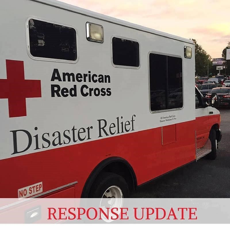 Last week our dedicated volunteers responded to fires in #Sacramento #YubaCity #Laytonville #Oroville #Alturas #Colfax #Chico and #Trinidad providing care and assistance to 39 adults and 16 children. - Committed to safe service during the COVID-19 outbreak #emergenciesdontstop