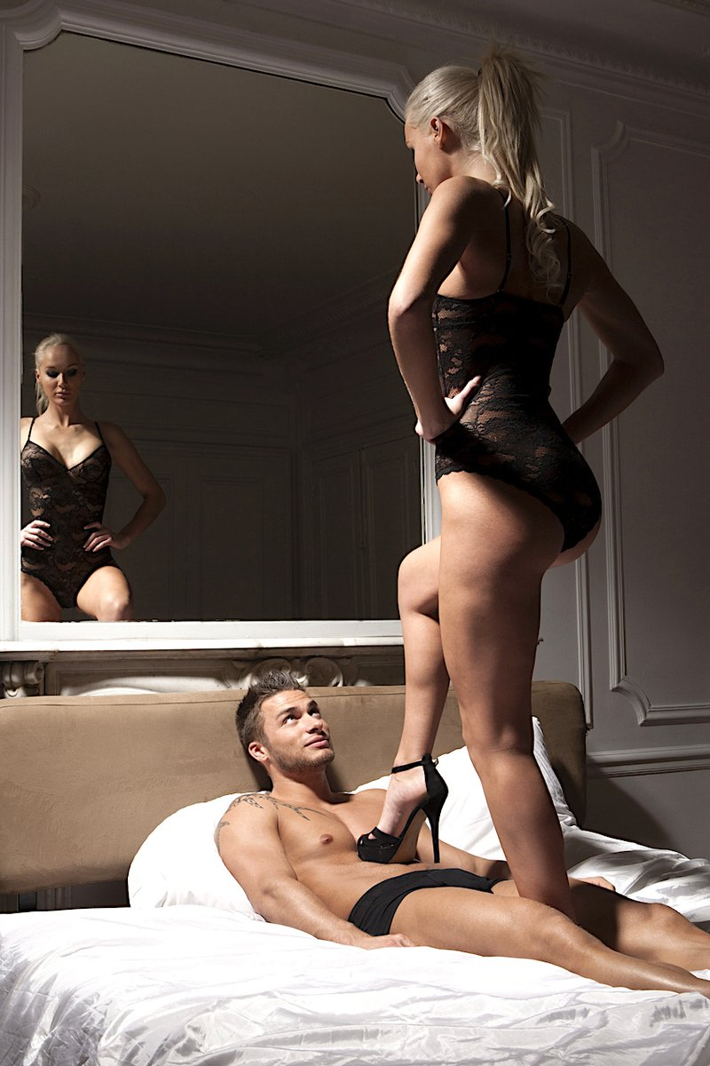 Is It Human Nature For A Male To Dominate The Female