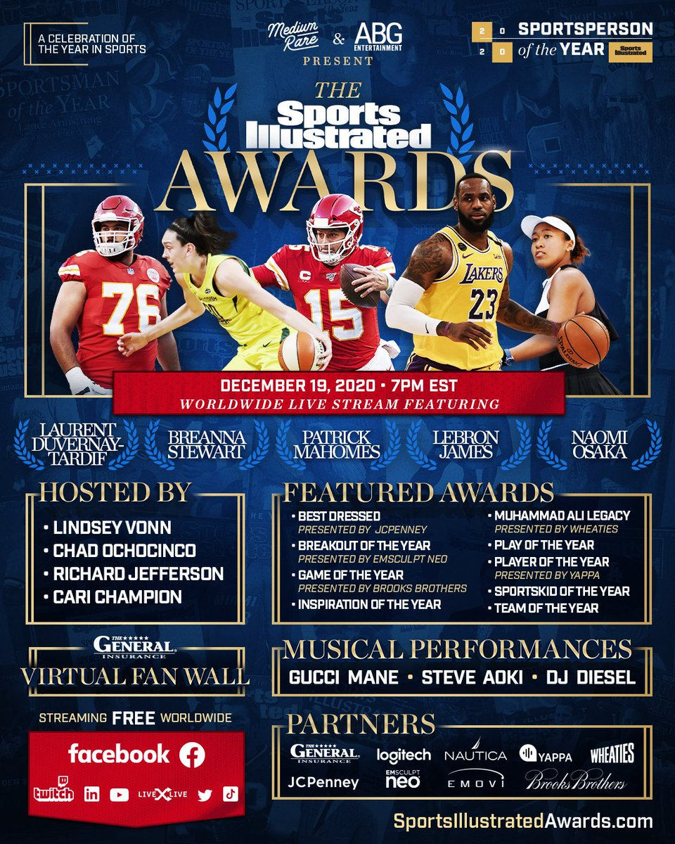 BIG NEWS: I led the logistics and execution for @TheGeneralAuto's sponsorship in @TheSIAwards. We're giving our customers exclusive access to the Virtual Fan Wall, where they can watch the show.