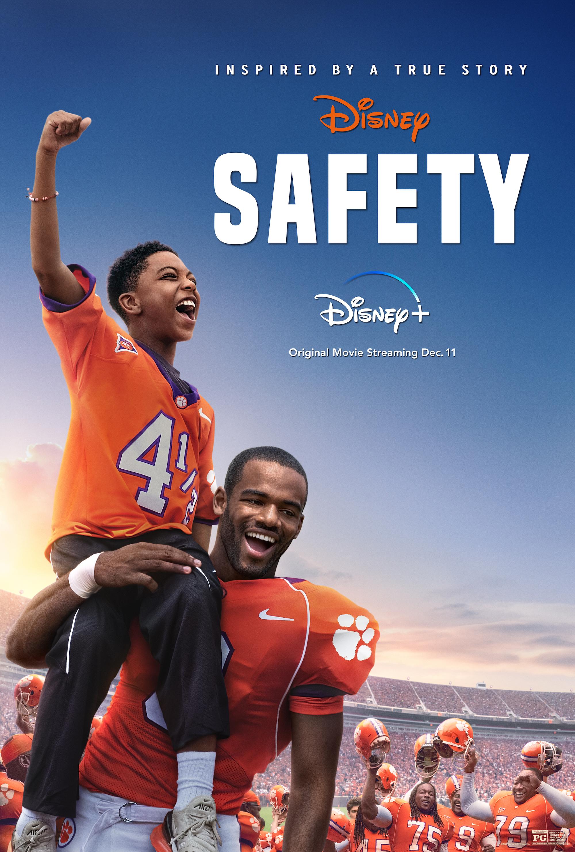 Disney Plus Safety Spoiler-Free Review