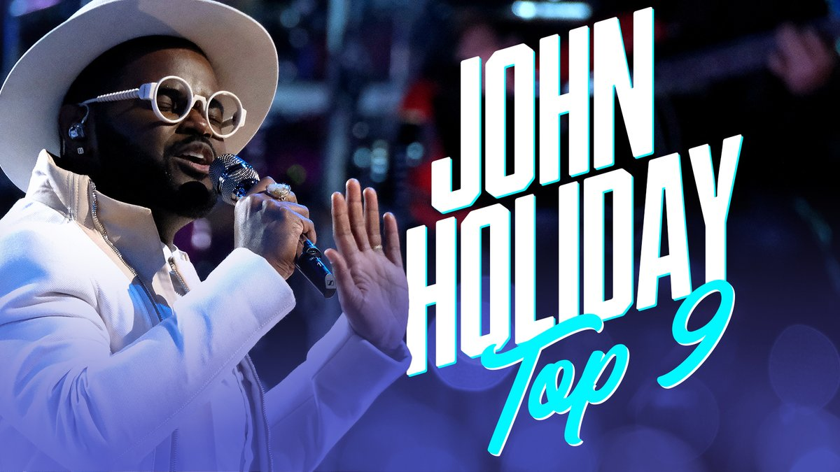 """.@JohnHolidayLive's performance of """"Fix You"""" will leave you in awe. 🎶"""