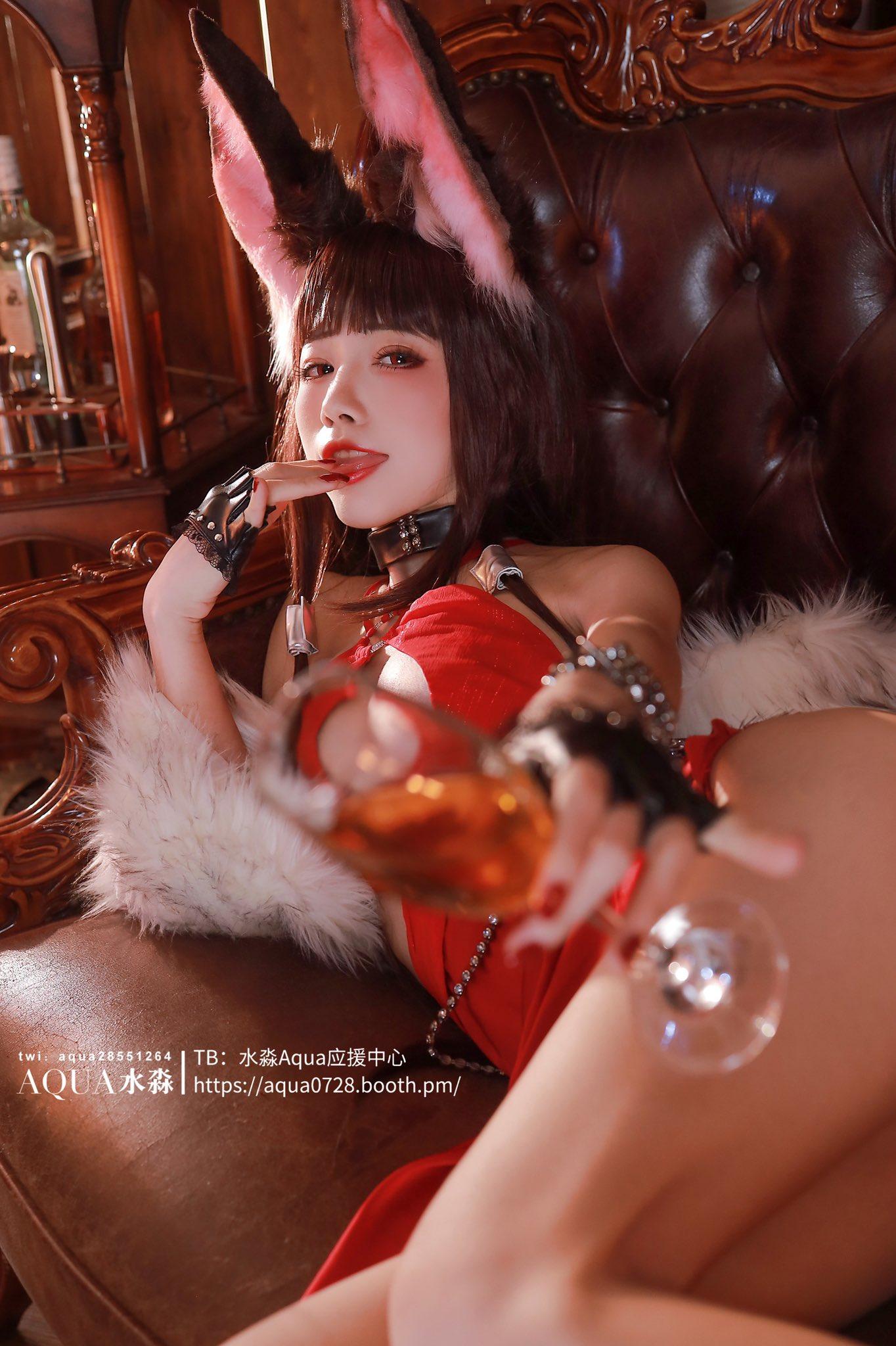 画像,#あかぎ #アズールレーン#Akagi #赤城 #凰  #AzurLane •貴方の瞳に映るのは、私だけでありたい~~•I  would like to be …